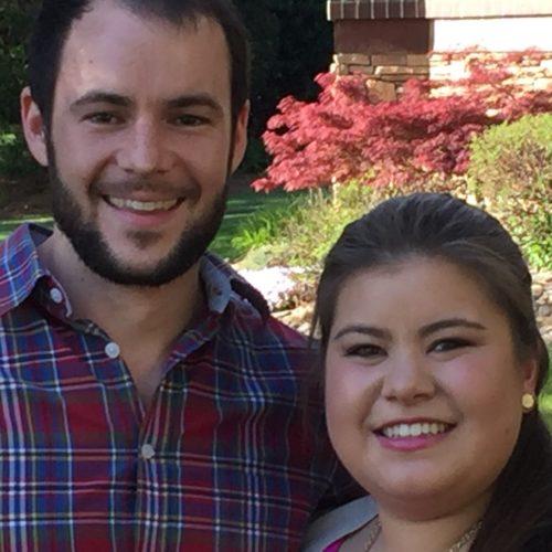 Judd Heideman and Shimena Li