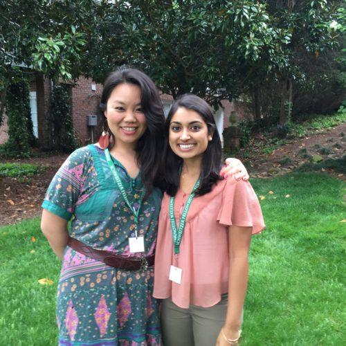 Janice Cho and Avani Singh