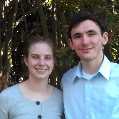 Stacy Marshall and William Bradford