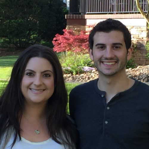 Shannon Schroeder and Shane Stone