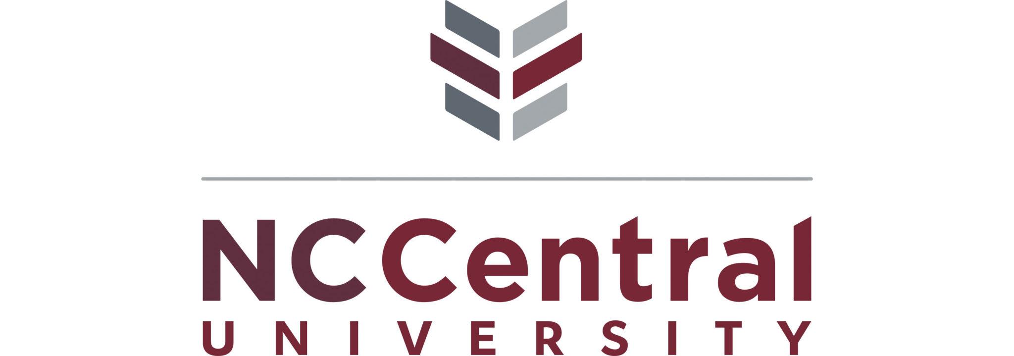 NCCU vert color logo